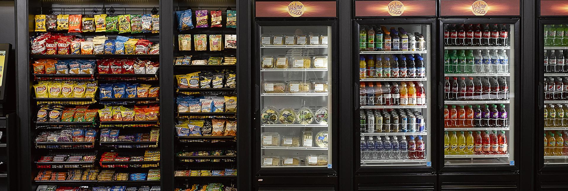 Micro Market Vending Machines