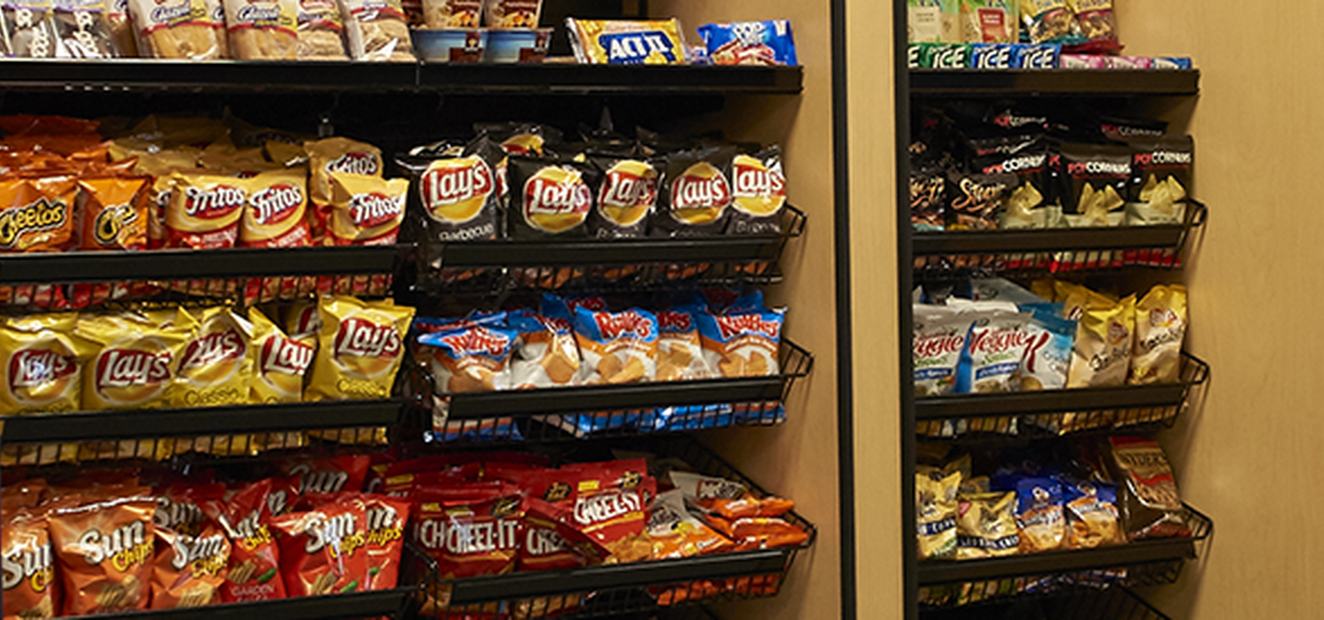 Vending Service Areas for Chicagoland and NW Indiana