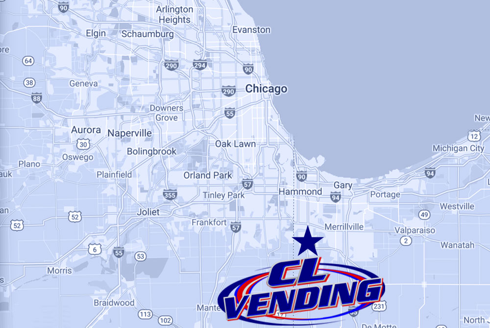Contact CL Vending for Food Beverage and Coffee Services