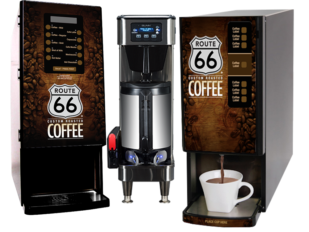 Route 66 Coffee Maker